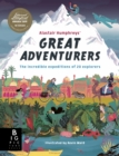 Alastair Humphreys' Great Adventurers - Book