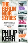 The Berlin Noir Series - eBook