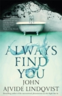 I Always Find You - Book