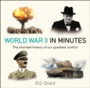 World War II in Minutes - Book