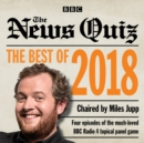 The News Quiz: Best of 2018 : The topical BBC Radio 4 comedy panel show - eAudiobook