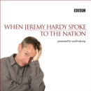 When Jeremy Hardy Spoke to the Nation - eAudiobook