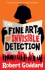 The Fine Art of Invisible Detection : The thrilling BBC Between the Covers Book Club pick - Book
