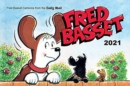 Fred Basset Yearbook 2021 : Witty Comic Strips from Britain's Best-Loved Basset Hound - Book
