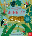 Who's Hiding in the Jungle? - Book