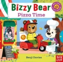 Bizzy Bear: Pizza Time - Book