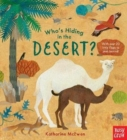 Who's Hiding in the Desert? - Book