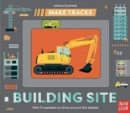Make Tracks: Building Site - Book