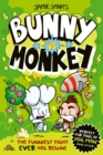 Bunny vs Monkey - Book