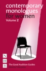 Contemporary Monologues for Women : Volume 2 - eBook