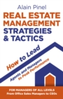 Real Estate Management Strategies & Tactics - How to lead agents and managers to peak performance - Book