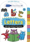 Help With Homework: My First Letters - Book
