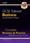 New GCSE Business Edexcel Complete Revision and Practice - Grade 9-1 Course (with Online Edition) - Book