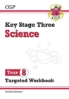 New KS3 Science Year 8 Targeted Workbook (with answers) - Book