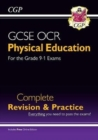 New Grade 9-1 GCSE Physical Education OCR Complete Revision & Practice (with Online Edition) - Book