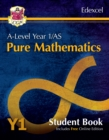 New A-Level Maths for Edexcel: Pure Mathematics - Year 1/AS Student Book (with Online Edition) - Book
