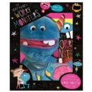 The Very Hungry Worry Monster Plush Box Set - Book