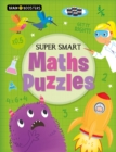 Brain Boosters: Super-Smart Maths Puzzles - Book