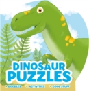 Dinosaur Puzzles : Doodles . Activities . Cool Stuff - Book