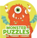 Monster Puzzles : Doodles . Activities . Cool Stuff - Book