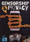 Censorship and Privacy - Book
