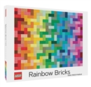 LEGO (R) Rainbow Bricks Puzzle - Book
