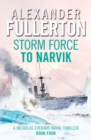 Storm Force to Narvik - Book