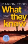 What They Knew : A page-turning Scottish detective book - eBook