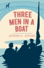 Three Men in a Boat - Book