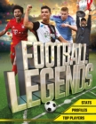 Football Legends : The top 100 stars of the modern game - Book