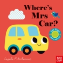 Where's Mrs Car? - Book