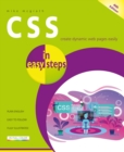 CSS in easy steps - Book