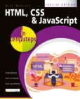 HTML, CSS and JavaScript in easy steps - Book