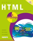 HTML in easy steps, 9th edition - eBook