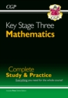 New KS3 Maths Complete Study & Practice - Higher (with Online Edition) - Book