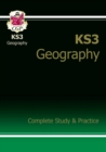New KS3 Geography Complete Revision & Practice (with Online Edition) - Book