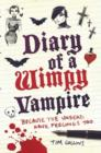 Diary of a Wimpy Vampire - eBook
