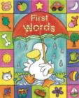 Sparkley Learning: First Words - Book