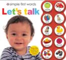 Smart Baby Let's Talk - Book