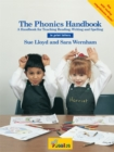 The Phonics Handbook : in Print Letters (British English edition) - Book
