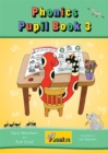 Jolly Phonics Pupil Book 3 : in Precursive Letters (British English edition) - Book