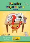 Jolly Phonics Pupil Book 3 : in Print Letters (British English edition) - Book