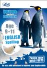 English - Spelling Age 9-11 - Book