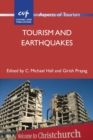 Tourism and Earthquakes - Book