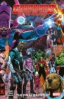 Guardians Of The Galaxy Vol. 1: The Final Gauntlet - Book