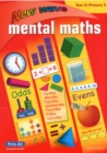 NEW WAVE MENTAL MATHS YEAR 2 PRIMARY 3 - Book