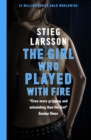 The Girl Who Played With Fire - eBook
