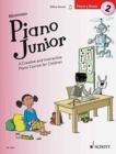 Piano Junior Theory : A Creative and Interactive Piano Course for Children: Includes Downloadable Audio - Book
