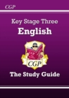 KS3 English Study Guide - Book