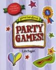 Party Games : The Best Party Games Around - Book